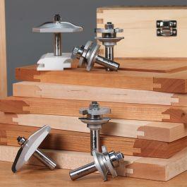 Woodworking Router Bit Cabinet Door Panel Table Edge Router Bit Smooth